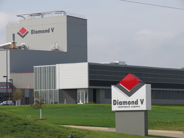 Diamond V Building Project